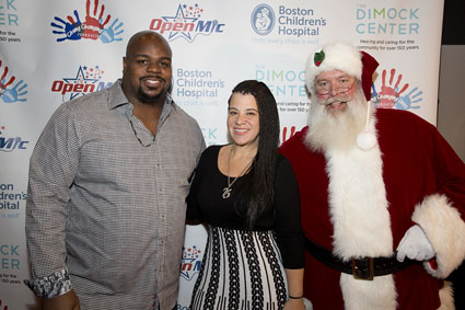 Santa for Charity Events