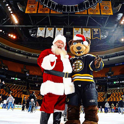 Boston Santa Claus - Community Events
