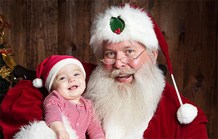 Boston Santa Claus