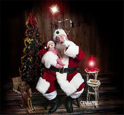 Boston Santa Claus - Photo Shoots